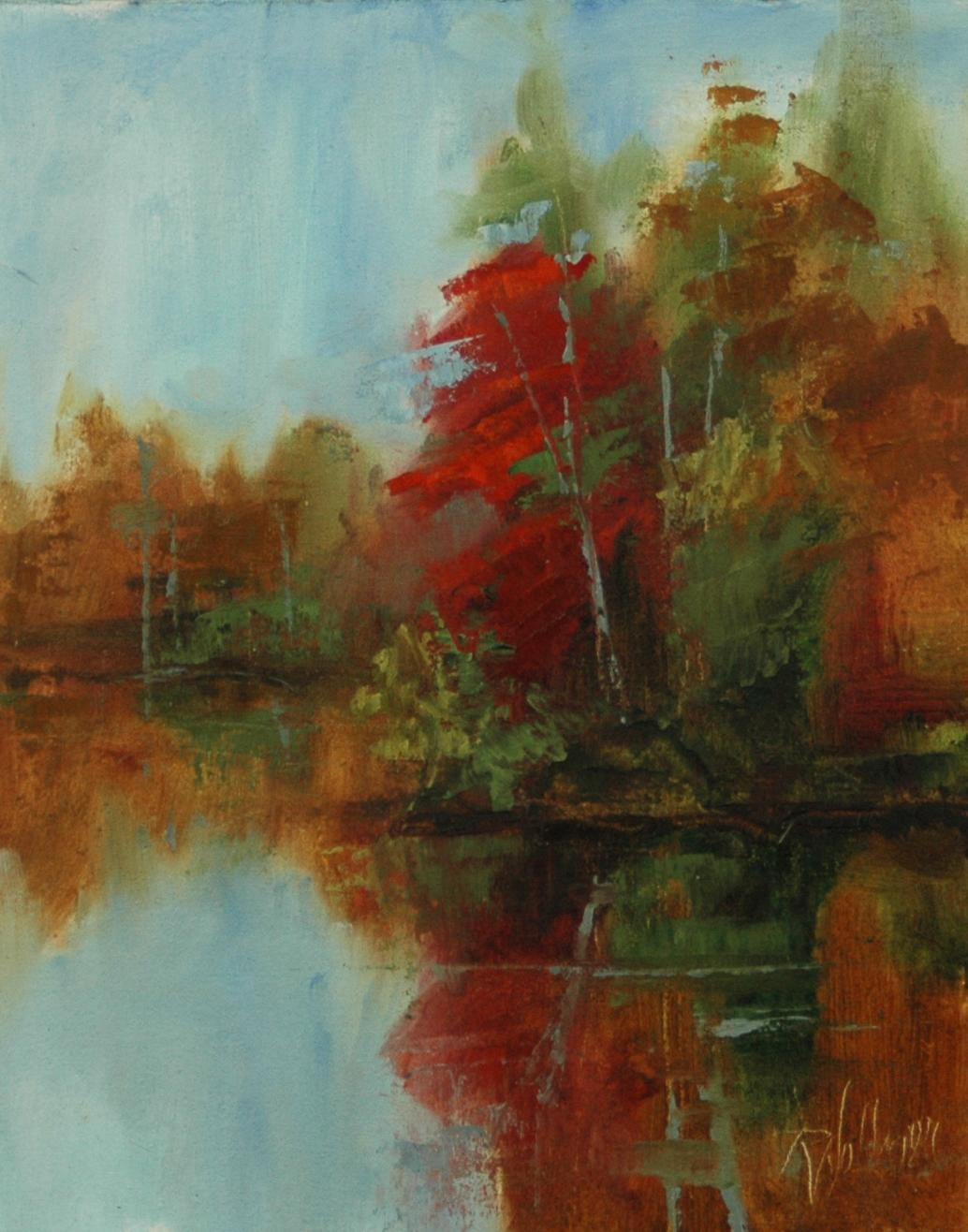 Trout Lake Color 8x10